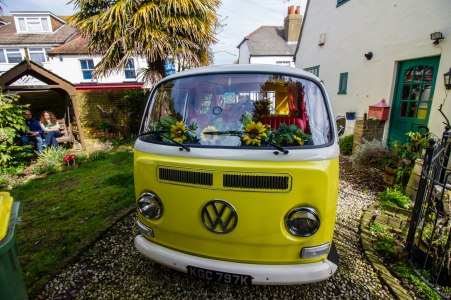 Yellow Bus -19